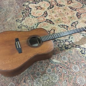 Guitare Dreadnought #115 / Luthier Richard Baudry