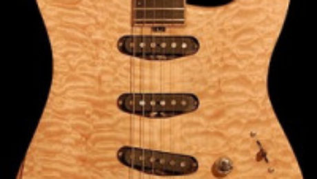 Test Guitare - Tom Marceau modèle NG (@MarceauGuitars)