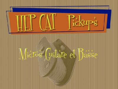 Interview Stéphane Beaussart (HepCat Pickups)