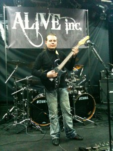 Tyler - Alive Inc