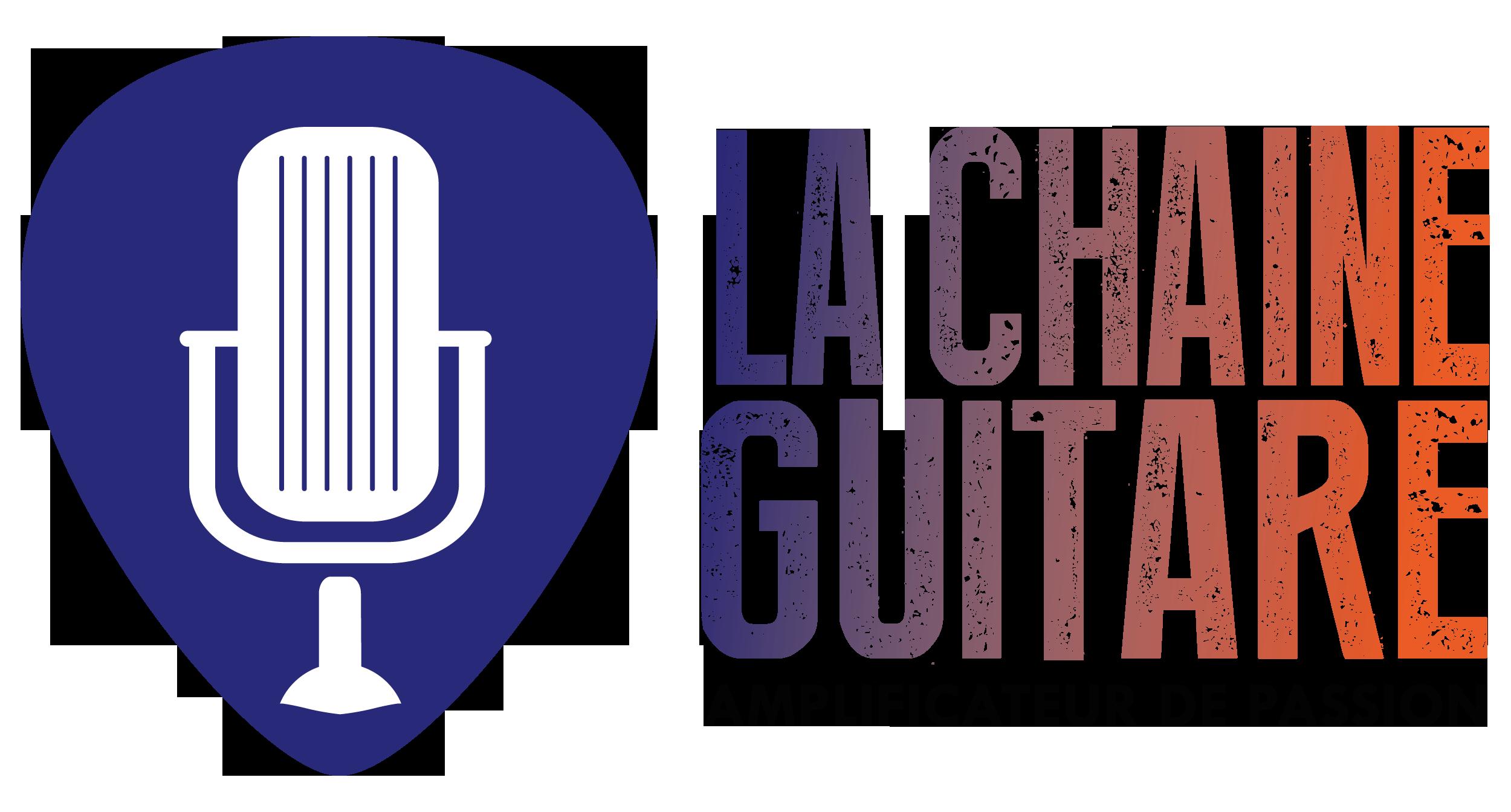 Logo La Chaîne Guitare - Amplificateur de Passion
