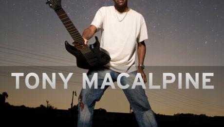 Tony MacAlpine