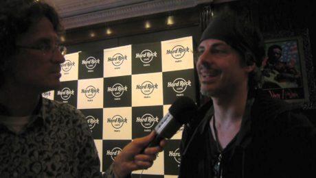 Interview Richie Kotzen, la guitare et la voix magiques des Winery Dogs