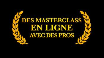 Calendrier Masterclass de La Chaîne Guitare