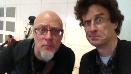 Christophe Godin - Interview glace au charbon - @Musikmesse 2014