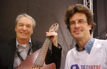 Robert Godin et Pierre Journel / Musikmesse 2014