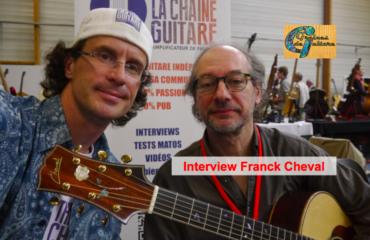 Interview du luthier Franck Cheval