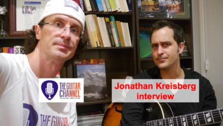 Interview Jonathan Kreisberg, un guitariste de Jazz plein de talents