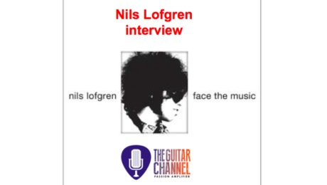 Interview Nils Lofgren : une fine lame de légende