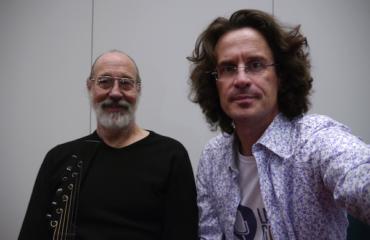 Interview du légendaire luthier Ken Parker durant le @HolyGrailGuitar show