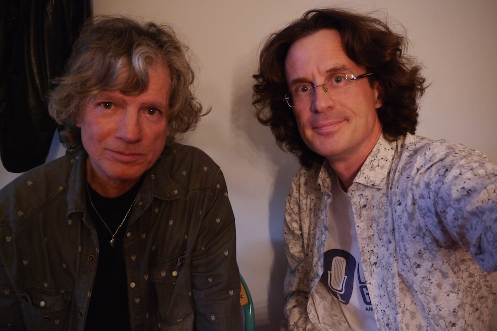Interview Paul Personne lors du Festival Guitare Issoudun 2014