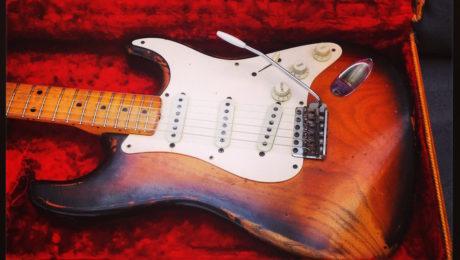 Guitare Miss Daisy - Jean-Pierre Danel