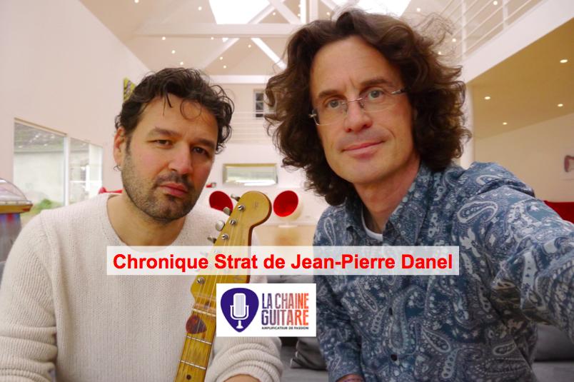 Lancement Chronique Strat - Interview Jean-Pierre