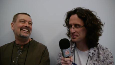 Interview Tom Anderson au Winter NAMM 2015