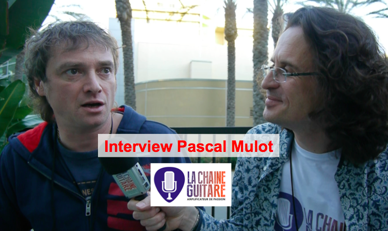 Interview Pascal Mulot au NAMM 2015