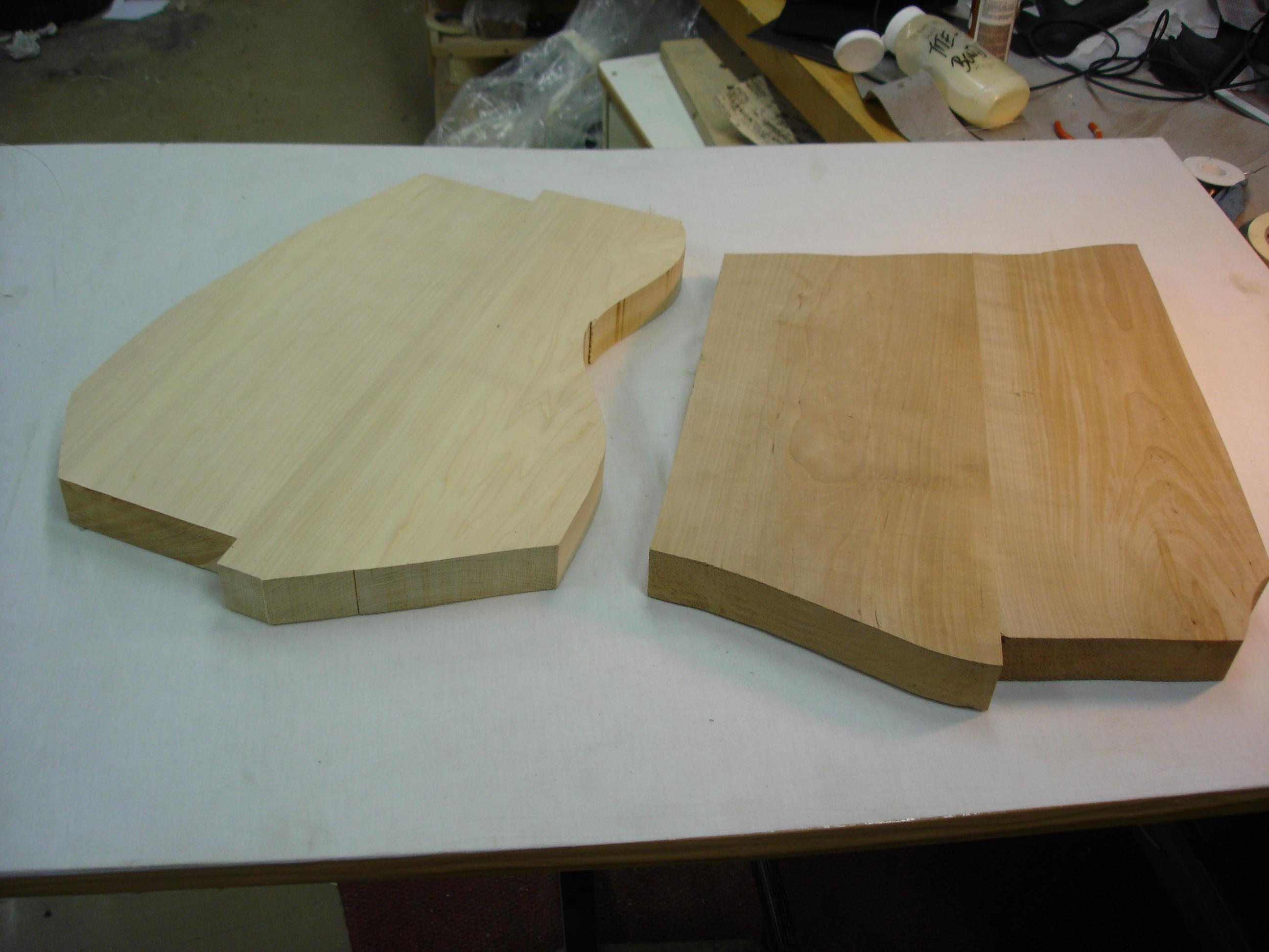 Thermo Treated Wood - Juha Ruokangas