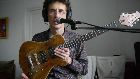 Test Guitare : la Soul Eater Benoît Guilbert (@GuitaresBG)