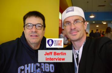 Interview Jeff Berlin, un maitre de la basse au Musikmesse 2015