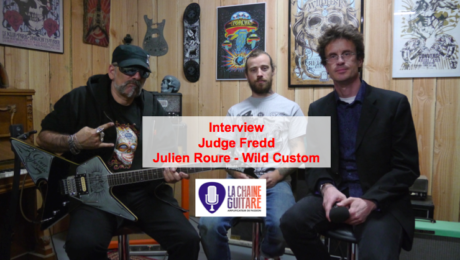 Double interview Julien Roure de Wild et de Judge Fredd