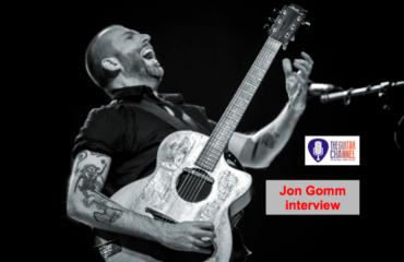 Interview Jon Gomm un fou génial dans son
