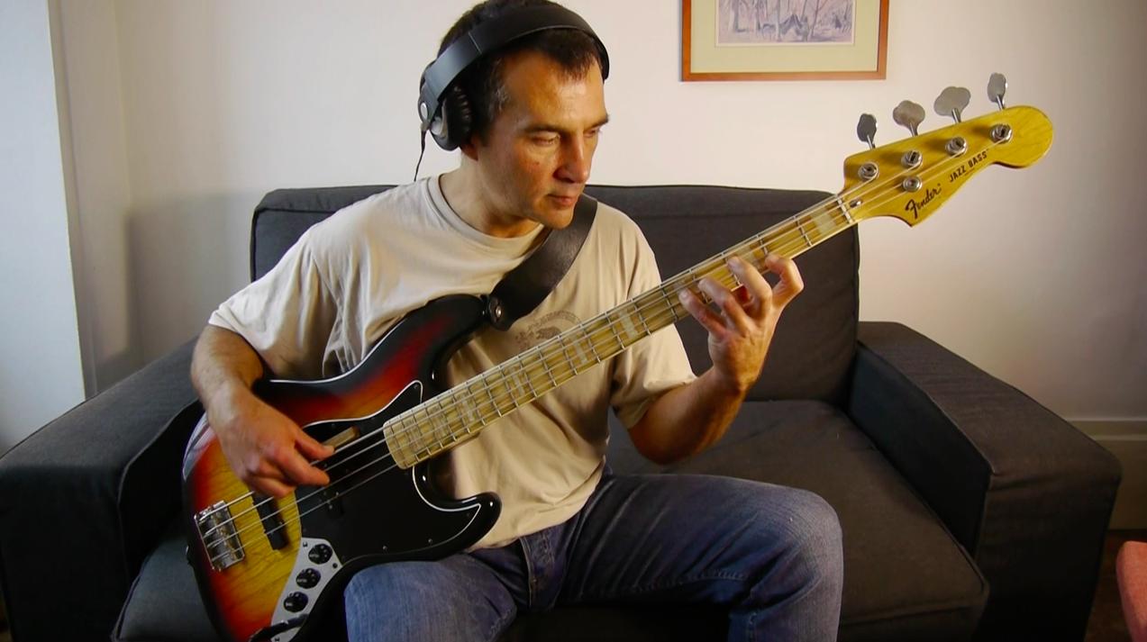 Interview Philippe Bussonnet bassiste de Magma