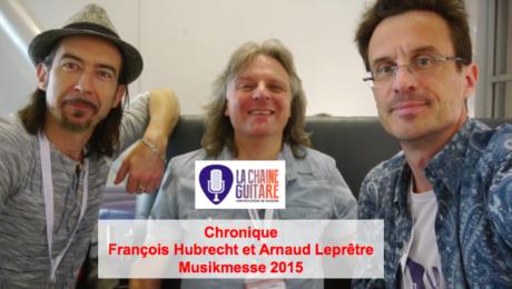 Interview Neck Bros : Arnaud Leprêtre et François Hubrecht