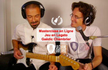 Jeu en Legato par Gaëdic Chambrier - Masterclass en Ligne