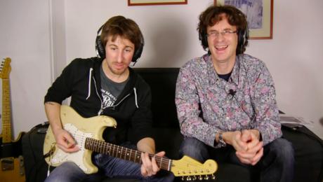 Florent Passamonti et Pierre Journel - La Chaîne Guitare