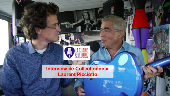 Collectionneur : interview Laurent Picciotto - Partie 1/3