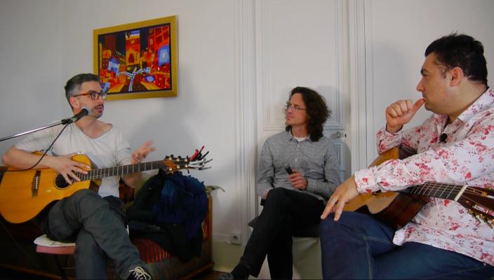 Interview Croisée Shaï Sebbag et François Sciortino