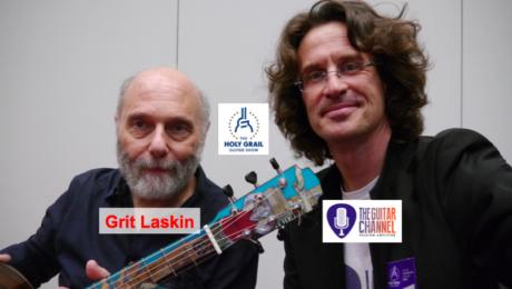 Interview William Grit Laskin - Légende vivante de la lutherie
