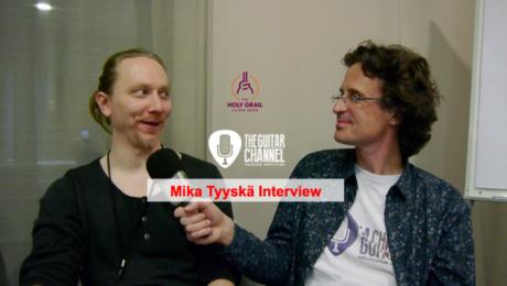 Interview Mika Tyyskä - Spirit Rising