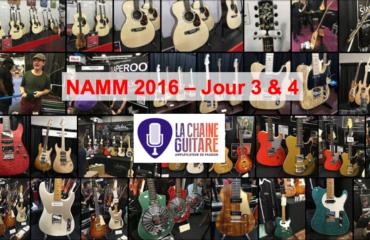 Week-end NAMM 2016 - La folie !