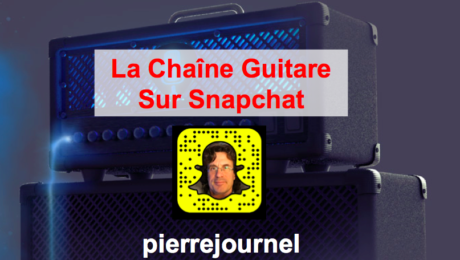 Guitare Snapchat : comment ils fonctionnent ensemble
