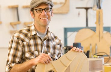 Andy Powers - Master Builder at Taylor Guitars
