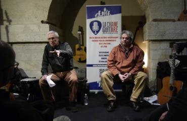 Conférence Guitare Vintage - André Duchossoir / Arnaud Legrand - La Chaîne Guitare