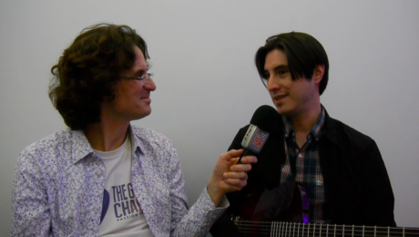 Interview Mike Moreno durant le NAMM 2016