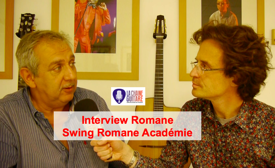 Interview Romane - Swing Romane Académie