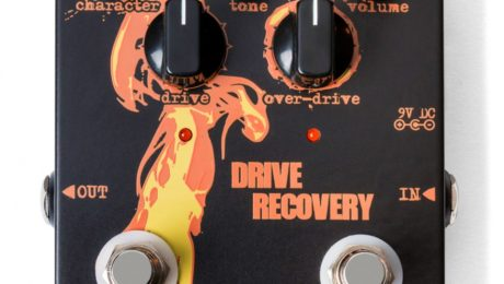 Test Pédale - Drive Recovery Thrilltone : du Made in France qui sonne d'enfer !