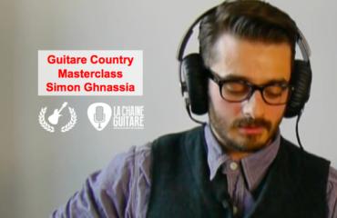 Guitare Country - Masterclass Simon Ghnassia