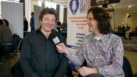 Christian Séguret : musicien et journaliste
