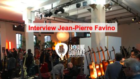 Interview Jean-Pierre Favino : luthier de légende