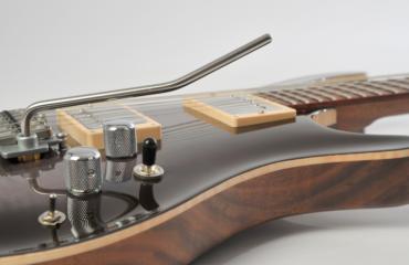 Test guitare : Assona Curve du luthier Godefroy Maruejouls de @MJSguitars