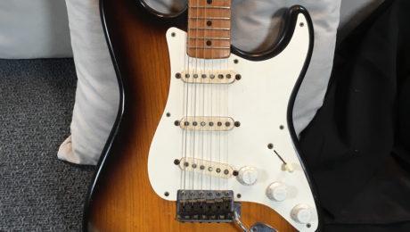 Guitare Lady Rose