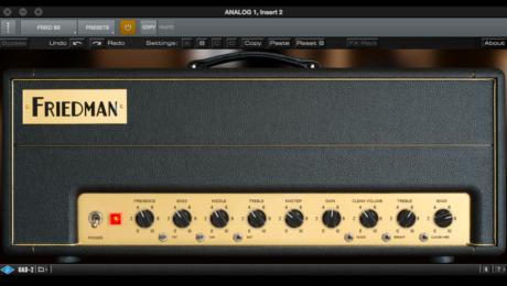 Le son Guns N'Roses Paradise City avec les plugins Universal Audio
