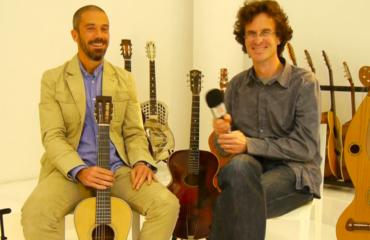 Le XIXème siècle et le XXème, avènement des guitares américaines