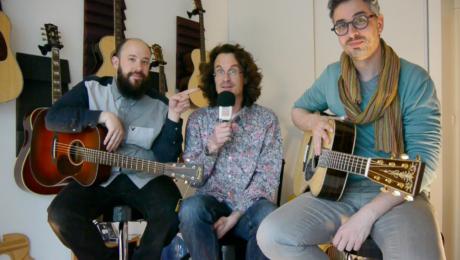 Le Martin Day 2016 avec Julien Bitoun et Shaï Sebbag