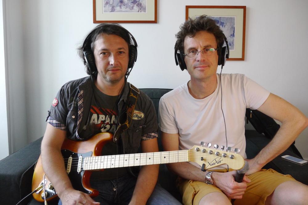 Interview Philippe Figueira, un guitariste à la Strat multifacettes