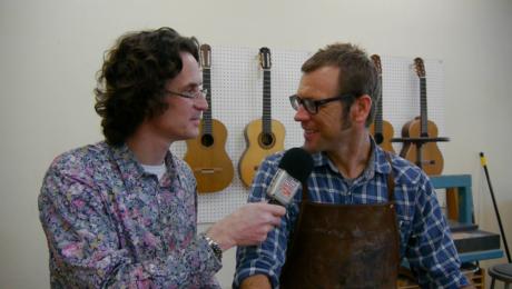 Andy Powers : la conception chez Taylor Guitars (VOST)