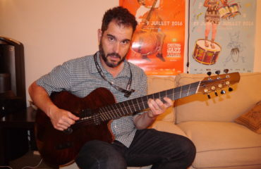 Charlie Hunter - Interview à Montréal